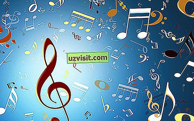 s Musik symboler