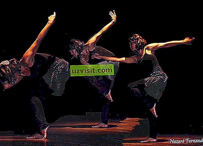 Danse contemporaine - art
