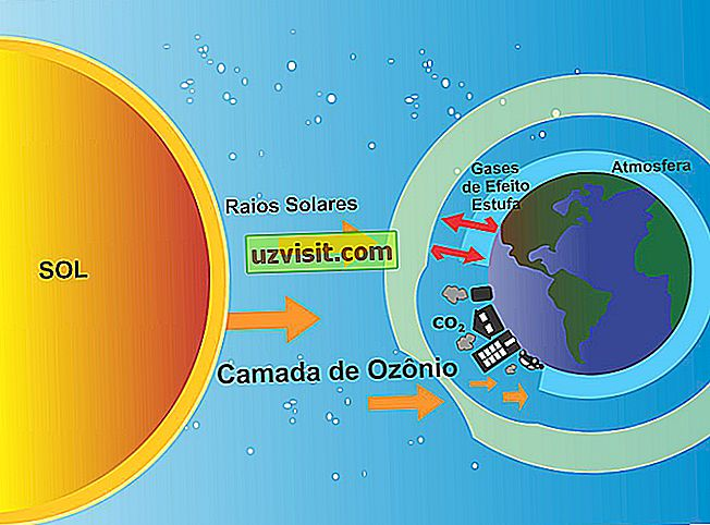 znanosti - Pomen ozonske plasti