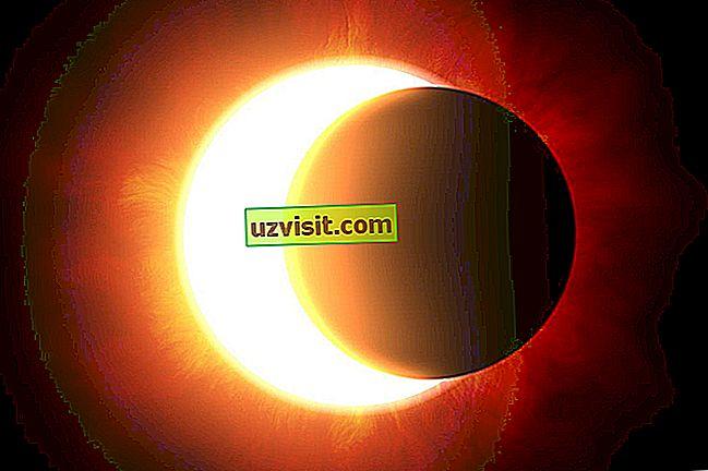 znanost - Sunčeva pomrčina