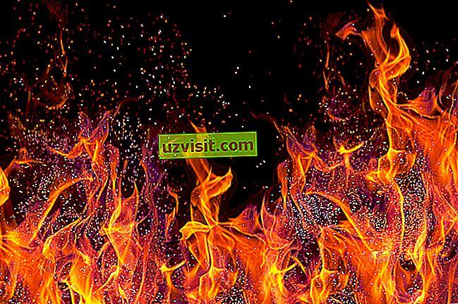 brand - wetenschap