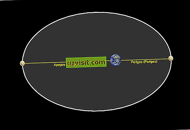 Perigeum - tiede