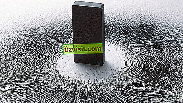 mokslas: Magnetizmas