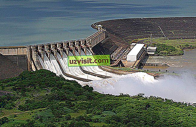 Hidroelektrinė