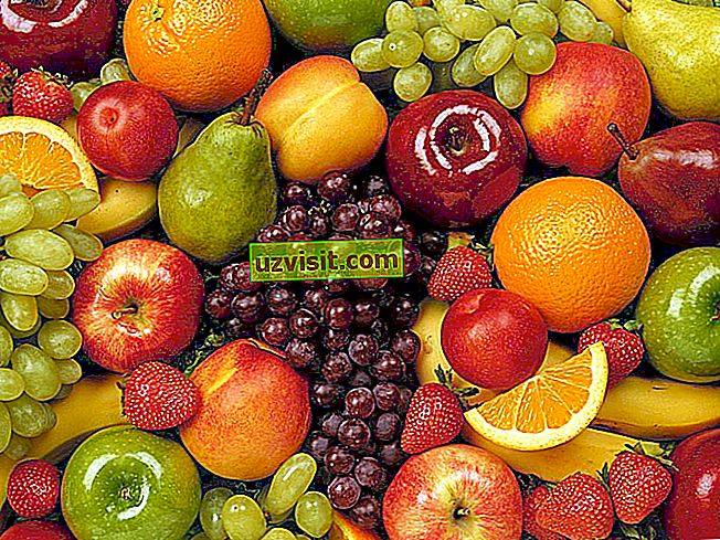 Des fruits - science