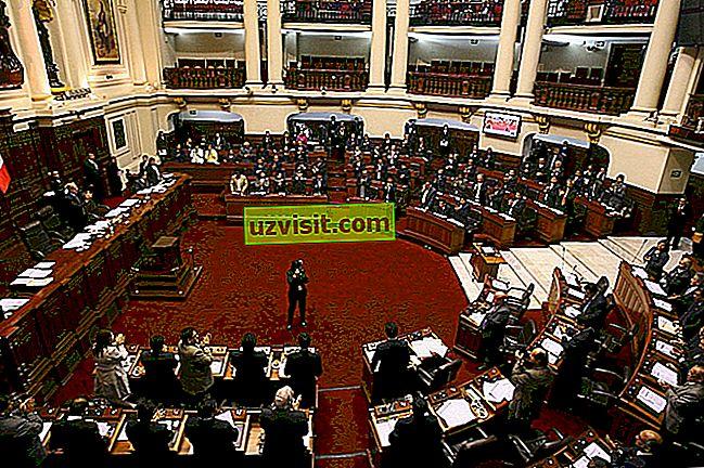 Zakonodavna vlast