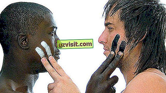 인종 상해와 인종 차별 - 권리