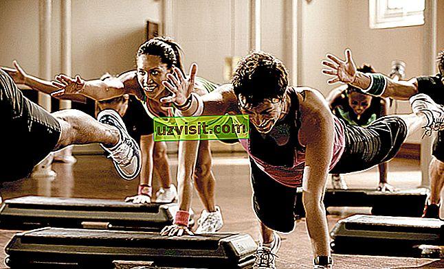 udtryk på engelsk: fitness