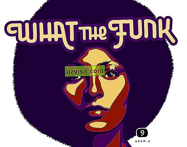izrazov v angleščini: Funk