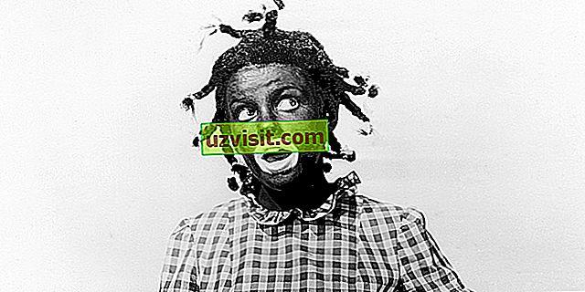Blackface - изрази на английски език