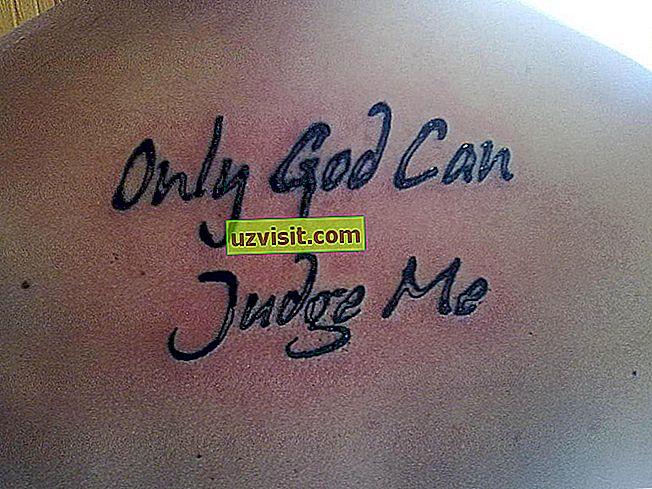 Μόνο ο Θεός μπορεί να με κρίνει - εκφράσεις στα αγγλικά