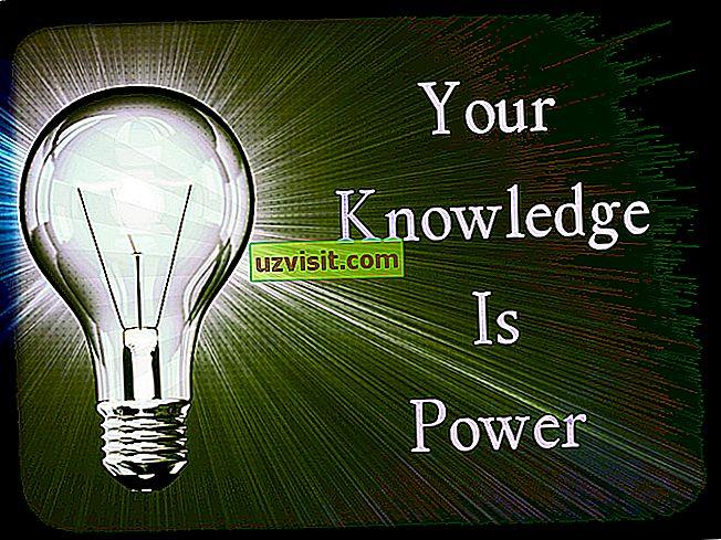 espressioni in inglese: conoscenza