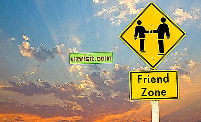 expressions en anglais: Friendzone