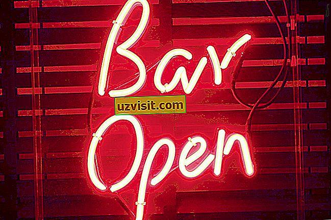 การแสดงออกในภาษาอังกฤษ - เปิดบาร์
