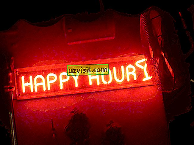 espressioni in inglese: Happy hour