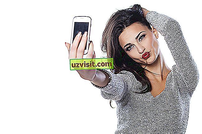 İngilizce ifadeler - selfie'si