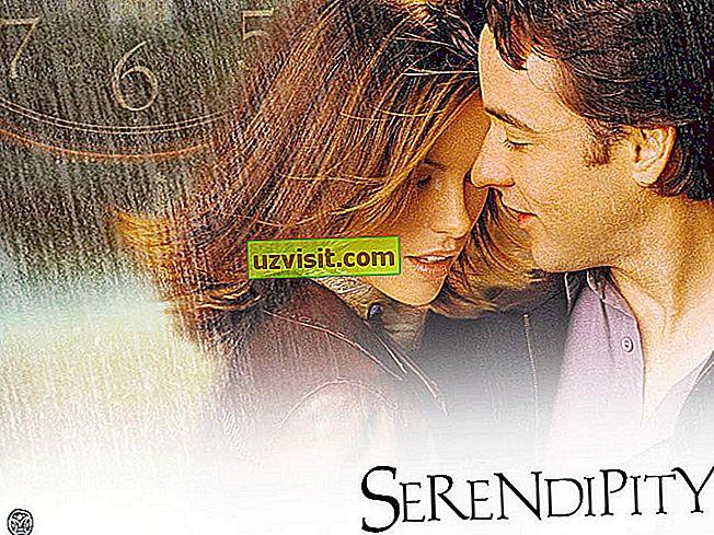 izrazov v angleščini - Serendipity