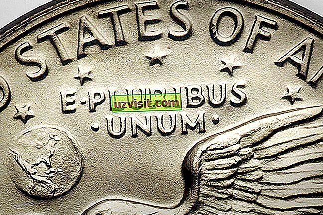 E pluribus unum - Латински изрази