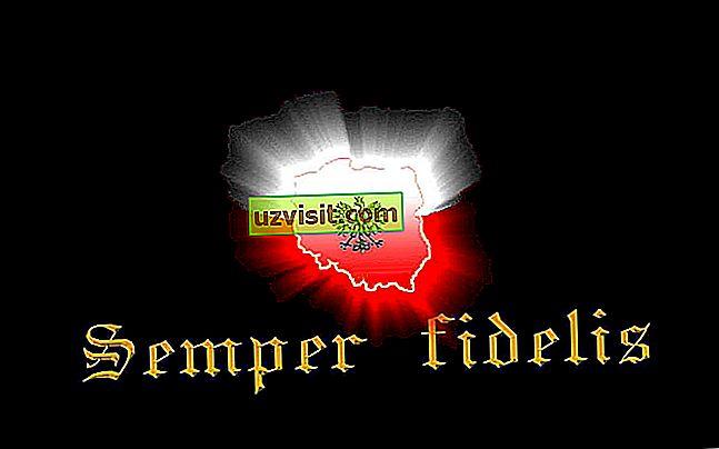 Латински изрази - Semper fi