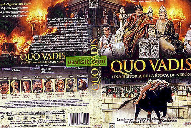 Quo vadis - Latinske udtryk