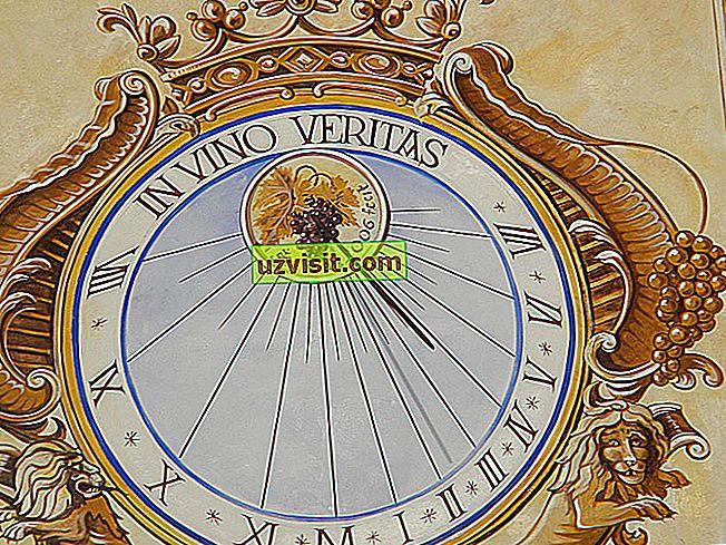 In vino veritas - Латински изрази