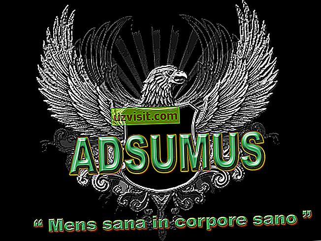 Expressions latines: Adsumus