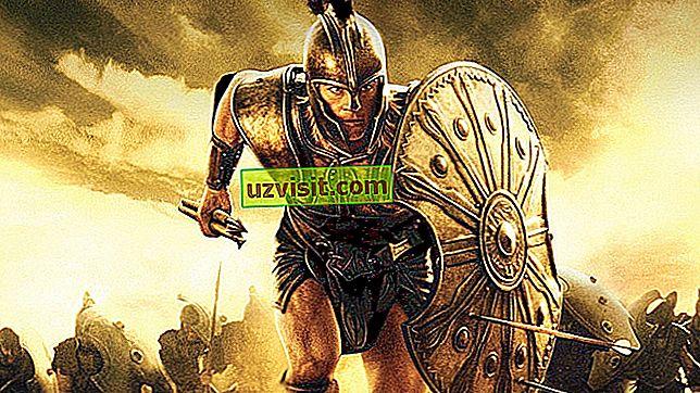 Achilles hiel