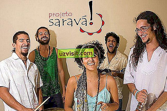 Sarava - populære udtryk