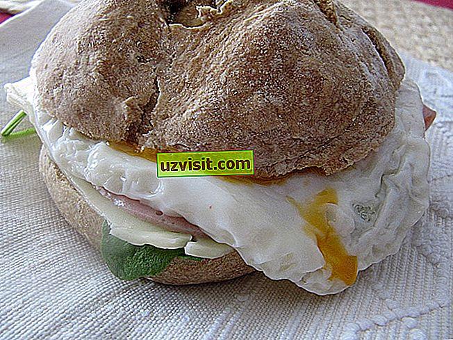 Kruh, ki ga je premešal hudič