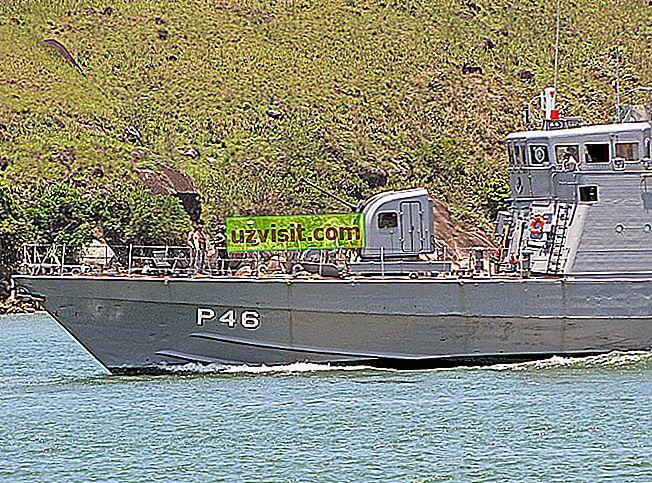 Hoia laevade vaatamist - populaarsed väljendid