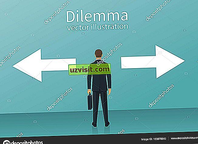 dilema - filozofia