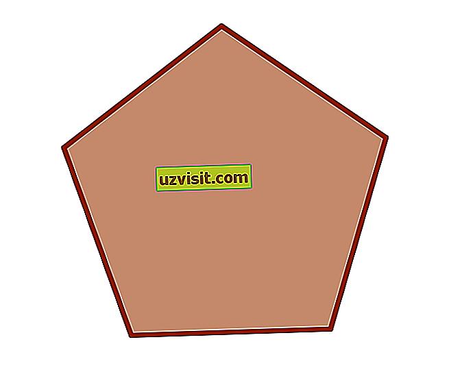 γενικά: Πεντάγωνο
