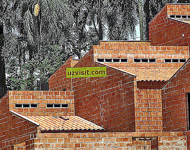 opći - Značenje strukturalnog zidanja