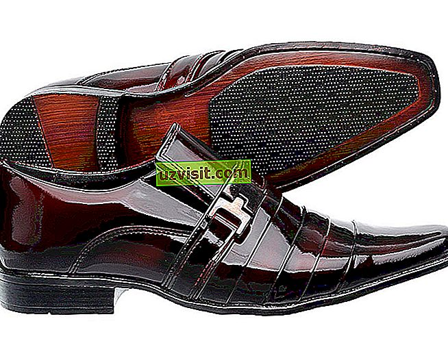 opći: Veličine cipela