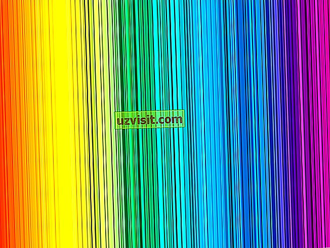 Varavīksnes krāsas