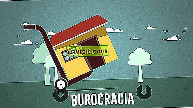 bendra - Biurokratija