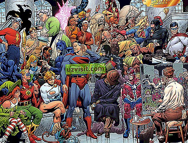 общий - Комиксы DC