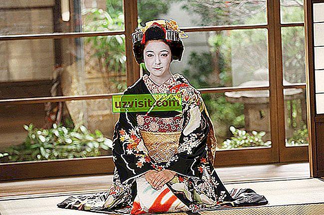általános: kimonó