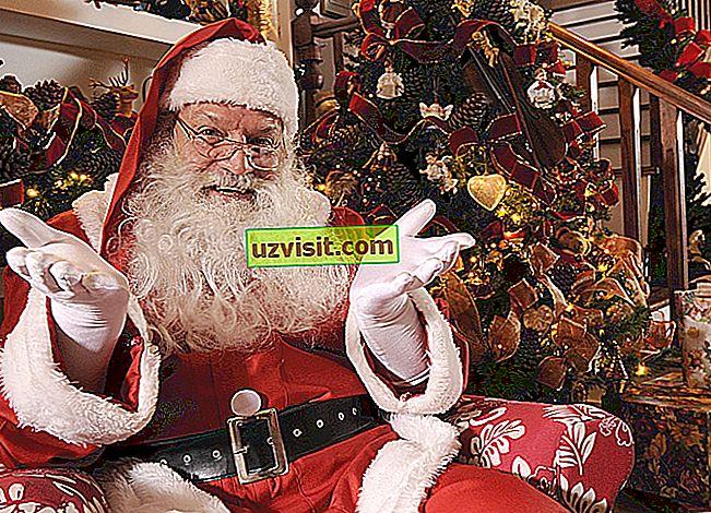 ทั่วไป: ซานตาคลอส