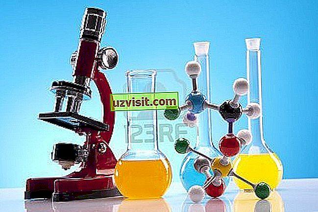 opći - kemija