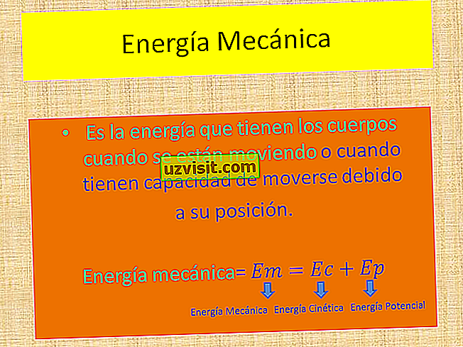 Mechanikai energia