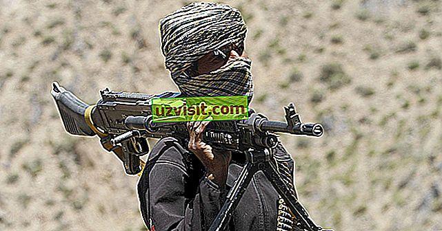 allmänna - taliban