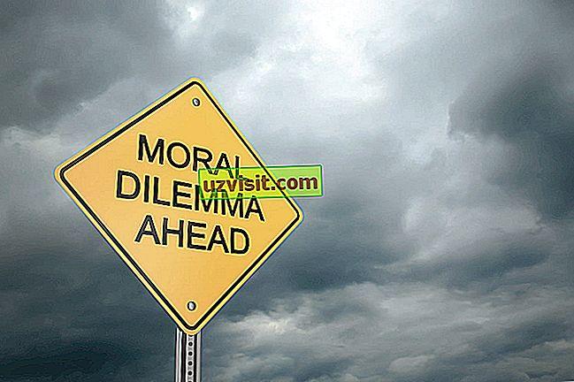 morálne