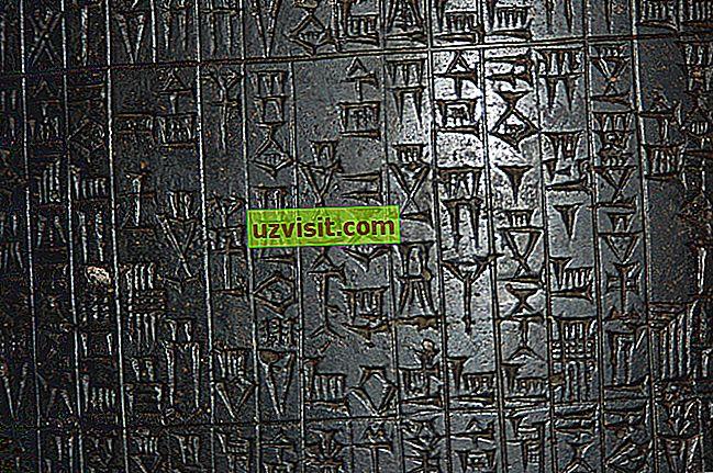 vispārīgi: Hamurabi kods