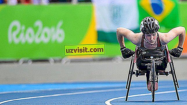obecně: Paralympie