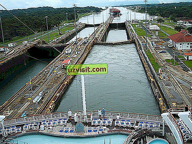 allgemein: Panamakanal