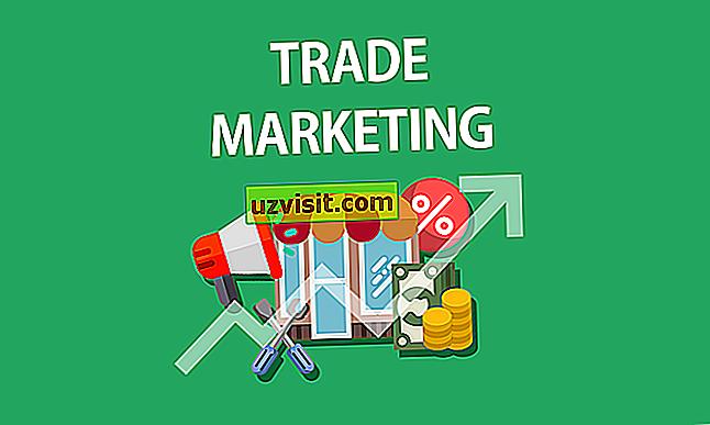 Торговий маркетинг