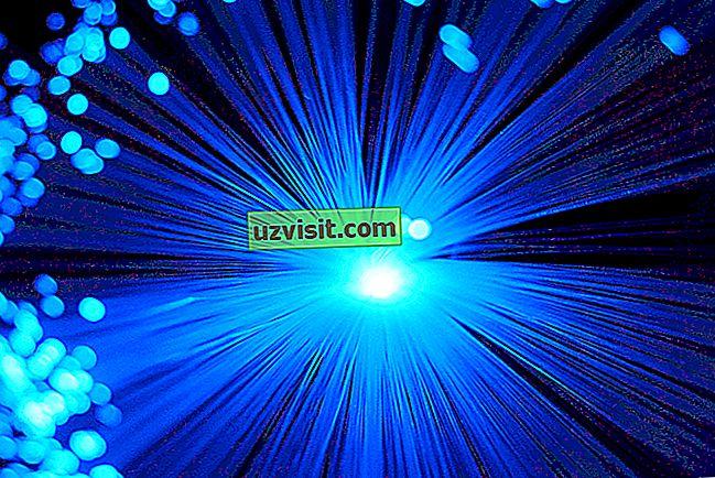 Blått lys