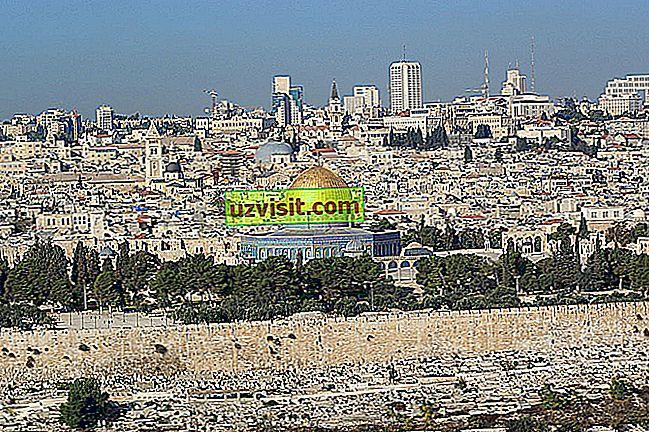 bendra - Jeruzalė