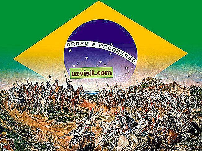 ความหมายของอิสรภาพของบราซิล